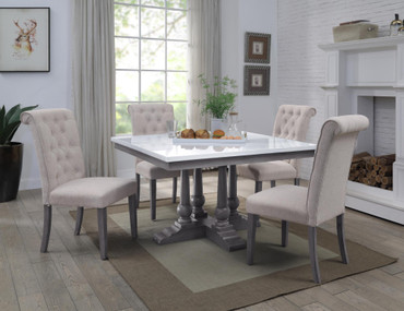 The 5pc Yabeina Dining Collection