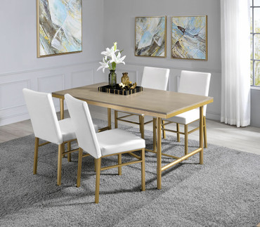 The 5pc Entropy Dining Collection
