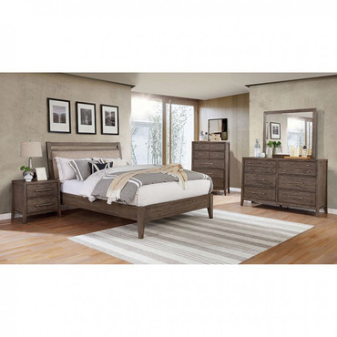 The Tawana Solid Wood Bedroom Collection