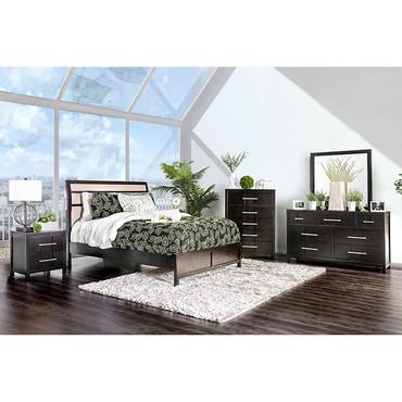 The Berenice Espresso Bedroom Collection