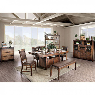 The Wichita Dining Collection