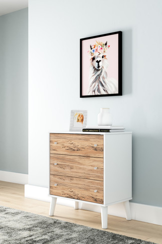 The Three Drawer Piperton Collection Chest