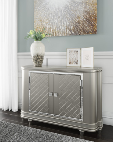 The Chevanna Dining Collection Server