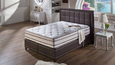 The Harmony Comfort Dream Double Sided Ero-Top Mattress Set