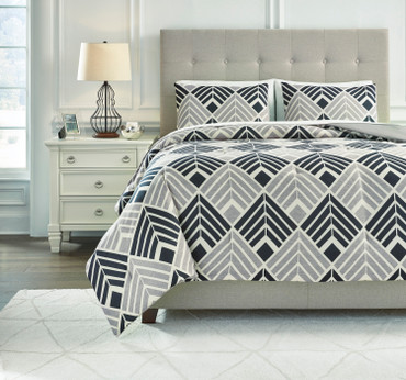 The Ellowyn 3pc Comforter Collection