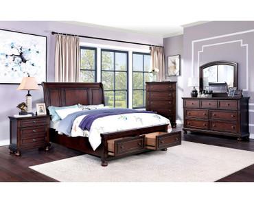 The Wells Storage Bedroom Collection