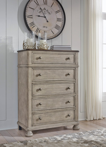 The Falkhurst Collection Chest