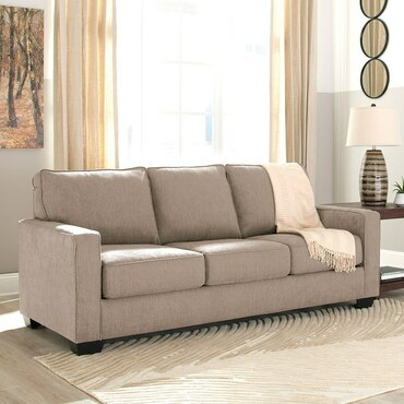 The Zeb Quartz Queen Sleeper Sofa