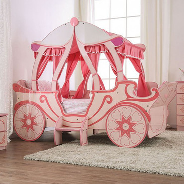 The Arianna Princess Bed