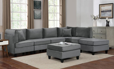 The Sandrine Sectional Collection