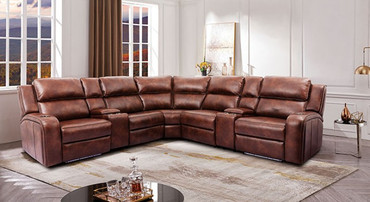 The Callie Power Sectional