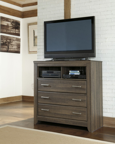 The Juararo Bedroom Collection Media Chest