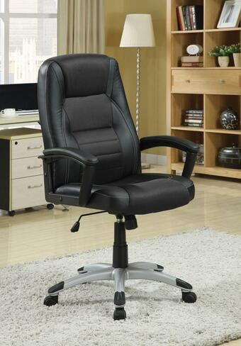 Office Chair with Breathable Fabric