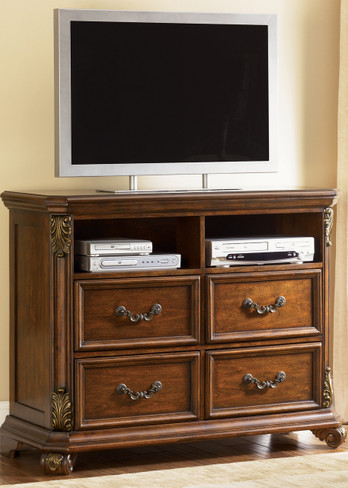 The Messina Collection Media Chest