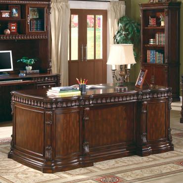 Union Hill Double Pedestal Desk