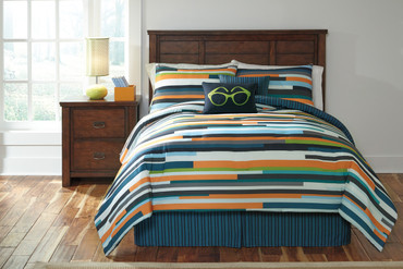 The Seventy Comforter Collection