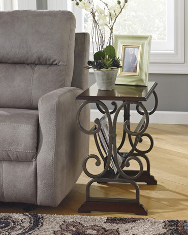 The Braunsen Chair Side Table
