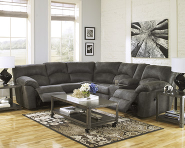 The Tambo Reclining Sectional