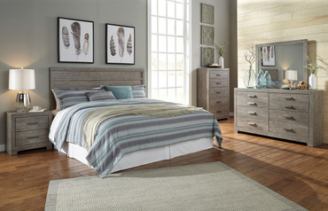 The 5pc Culverbach Queen Bedroom Collection