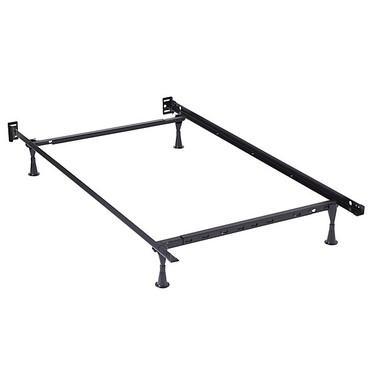 The Twin, Full, Queen Simple Bed Frame