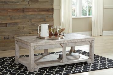 The Fregine Lift-Top Coffee Table Set