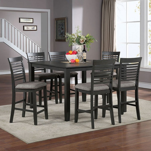 The Amalia 7pc Counter Height Dining Collection