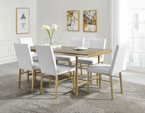The 7pc Entropy Dining Collection