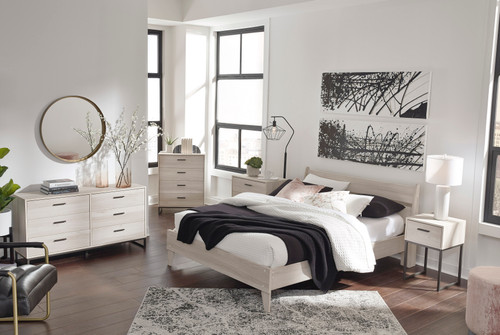 The Socalle Queen Bedroom Collection