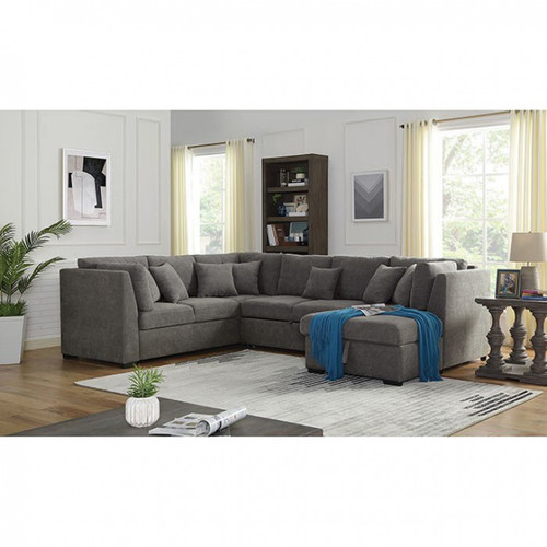 The Bethan Collection Sleeper Sectional
