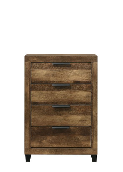 The Morales Bedroom Collection Chest