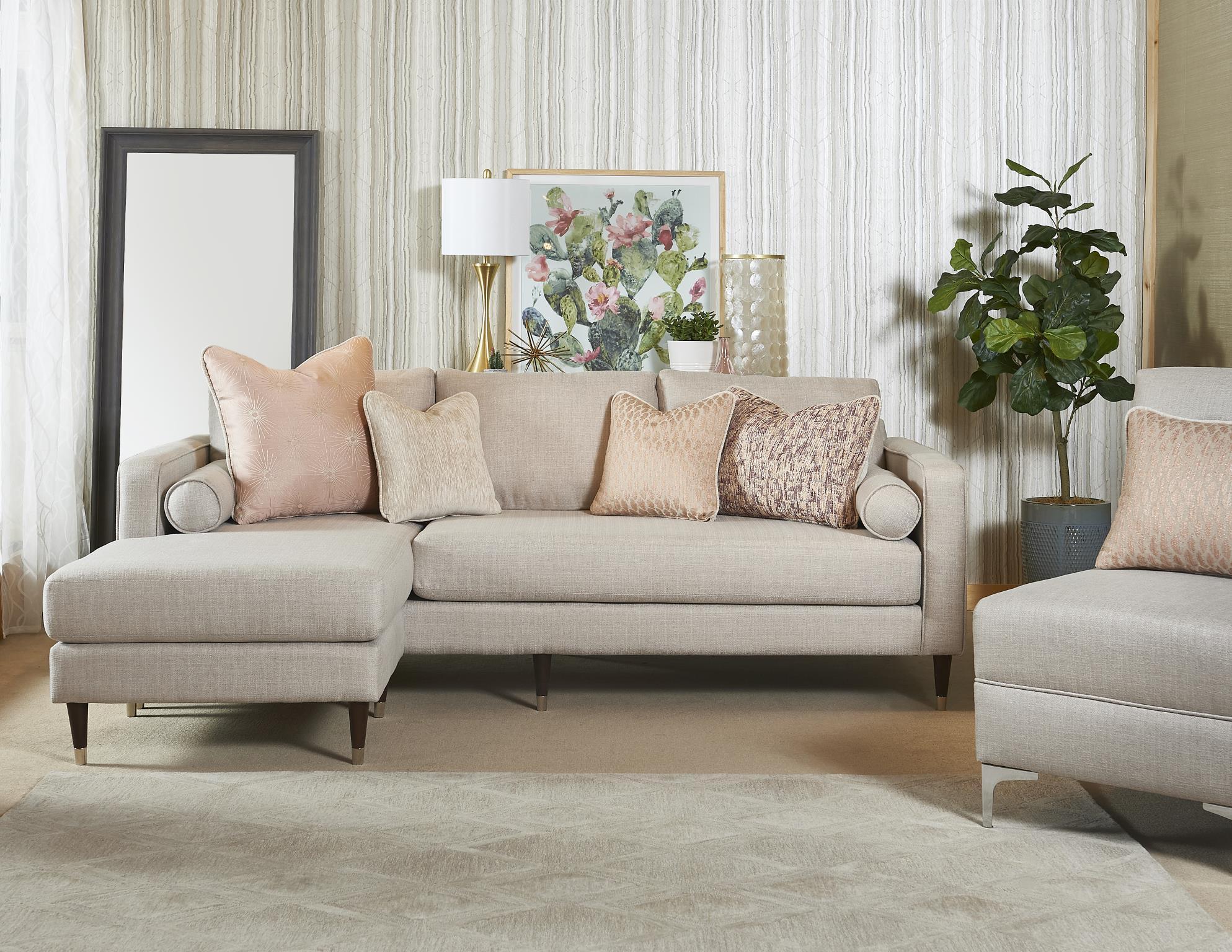 The Marco Sofa Chaise Miami Direct Furniture