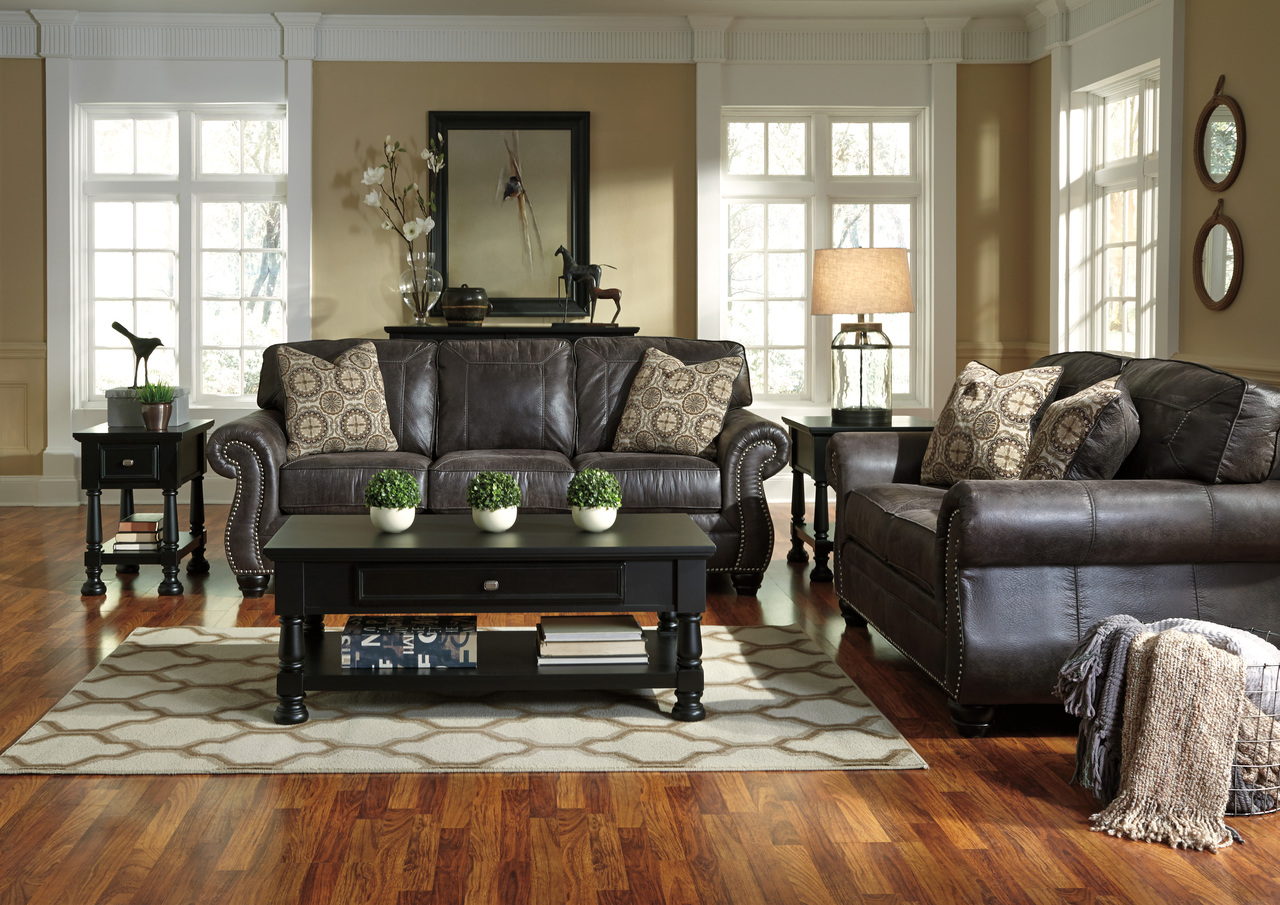 The Breville Charcoal Living Room Collection Miami Direct Furniture