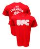 UFC Jon Bones Jones Weigh In Billboard Shirt