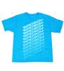 Bad Boy Repeat Logo Kids Shirt