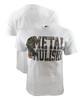 Metal Mulisha Lockup White Shirt