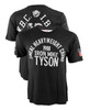Roots of Fight Mike Tyson 1988 Black T-Shirt