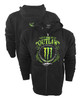 Panic Switch Kurt Busch Monster Energy Outlaw Zip Hoodie
