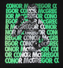 Conor McGregor UFC 189 Fighter Repeat T-Shirt