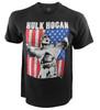 WWE Hulk Hogan American Shirt Front