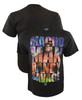 WWE Neon Macho Man Randy Savage Shirt