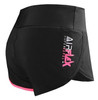 Virus Women's Stay Cool Airflex Training Short with Liner Back