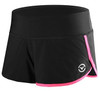 Virus Women's Stay Cool Airflex Training Short with Liner Black/Pink