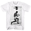 Muhammad Ali Under Water Vintage Photo Shirt