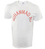 Muhammad Ali Arch Text Shirt