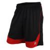 Jaco Twisted Mock Mesh Shorts