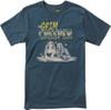 RVCA Grim Creeper Shirt lue