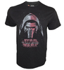 Star Wars The Force Awakens Kylo Ren Scratch And Sith Shirt Front
