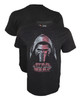 Star Wars The Force Awakens Kylo Ren Scratch And Sith Shirt