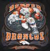 NFL Denver Broncos Running Back Hoodie