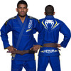 Venum Elite BJJ Gi Royal Blue/Yellow